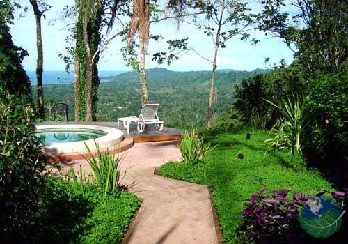Samasati-Nature-Retreat-Pool-View