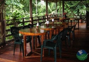 Selva Bananito Lodge Restaurant
