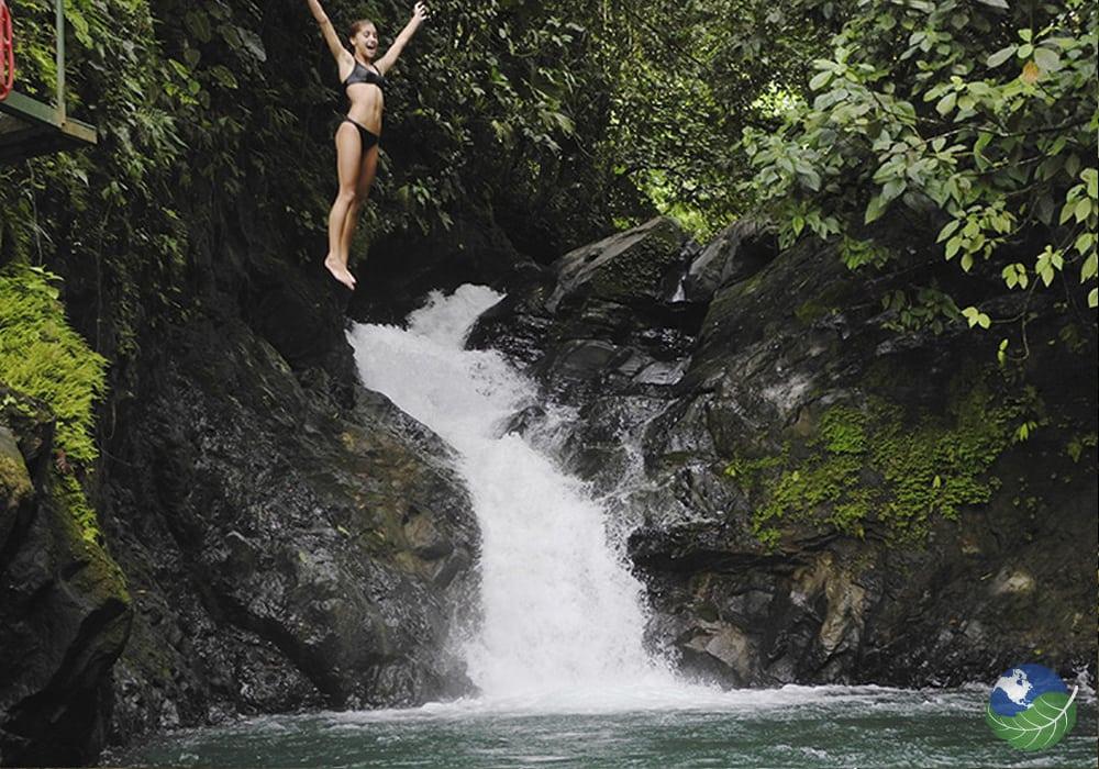Waterfall Villa Costa Rica