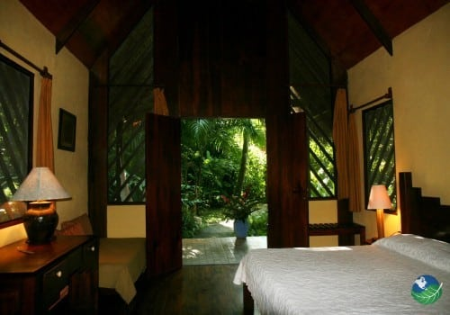 Shawandha Lodge Bedroom