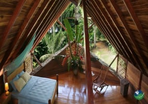 Tree House Lodge Bedroom