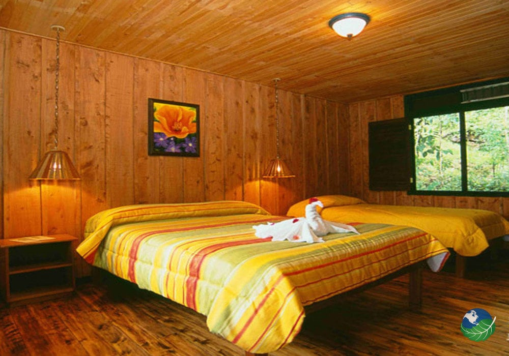 Trogon Lodge Bedroom