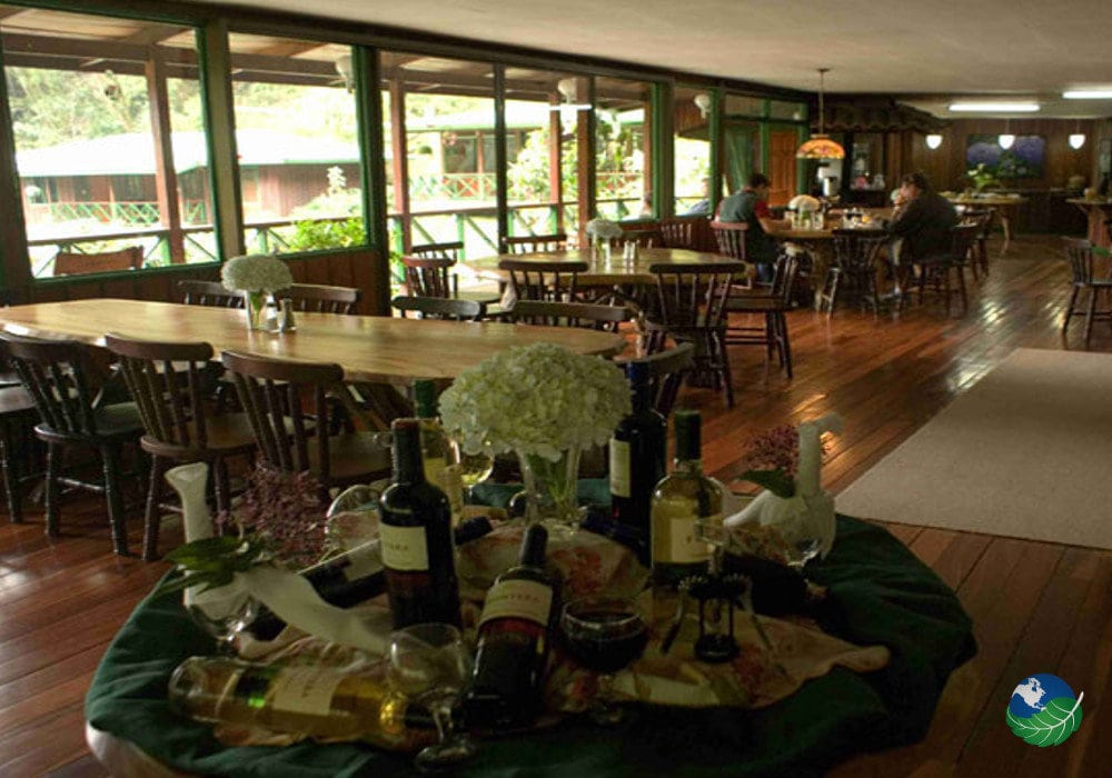 Trogon Lodge Restaurant
