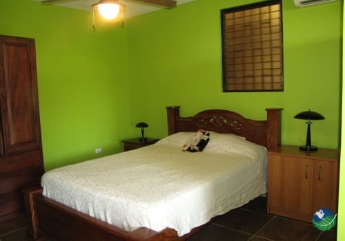 Villas El Parque Bedroom