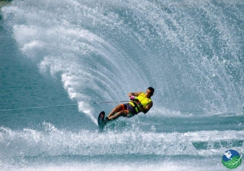 Waterskiing and Wakeboarding in Costa Rica