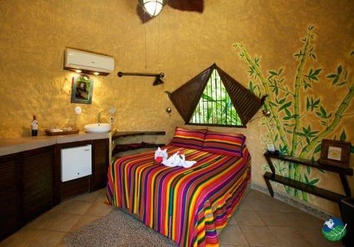 Ylang Ylang Costa Rica Bedroom