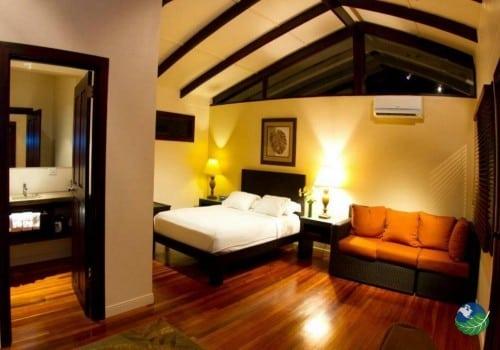 Zancudo Lodge Bedroom