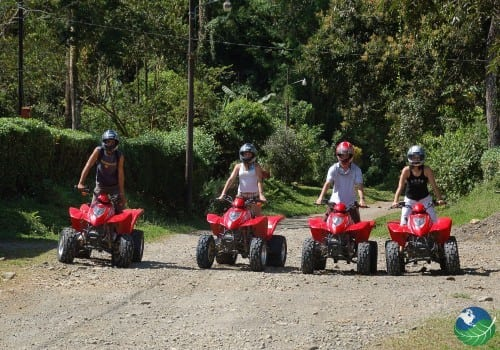 Manuel Antonio Costa Rica Atv Tours