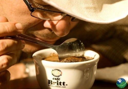 Britt Coffee Cup