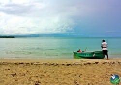 Cahuita Fishing Boat