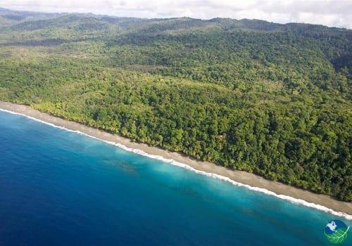 Corcovado Costa Rica National Park beach