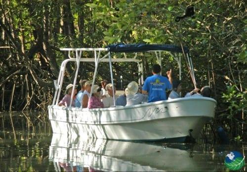 Damas Island Costa Rica Boat