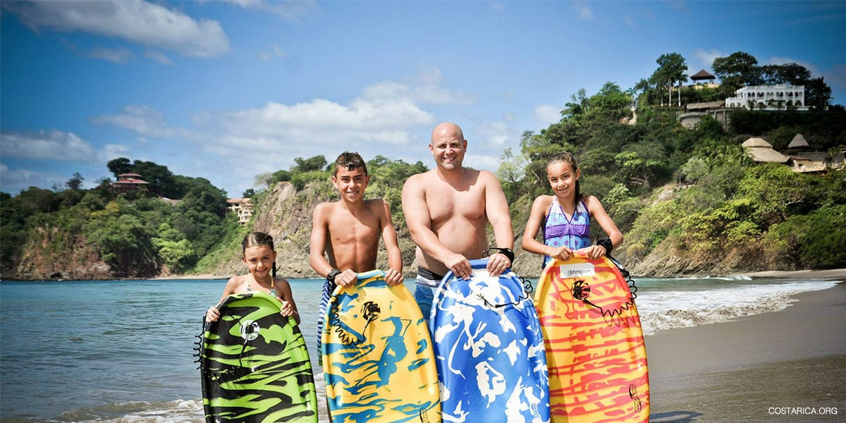 Costa Rica Family Tours