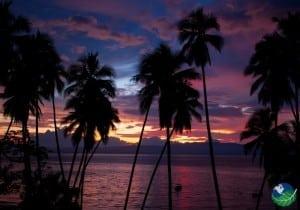 Golfo Dulce Sunset