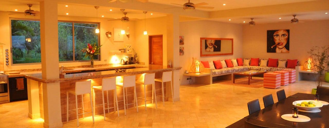 Moana Lodge Costa Rica Hotel In Mal Pais