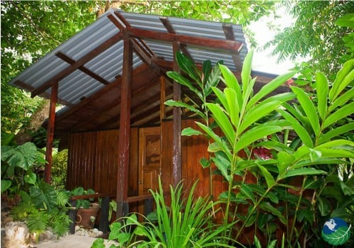 Comfortable Cabinas at Lookout Inn Costa Rica