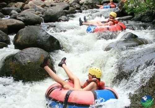 Tubing Costa Rica Savegre River Manuel Antonio