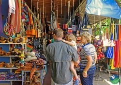 Nicaragua Travel Masaya Craft Market