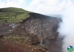 Nicaragua Travel Masaya Santiago Crater