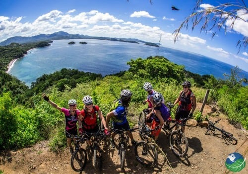 Mountain Biking Costa Rica tour Manuel Antonio