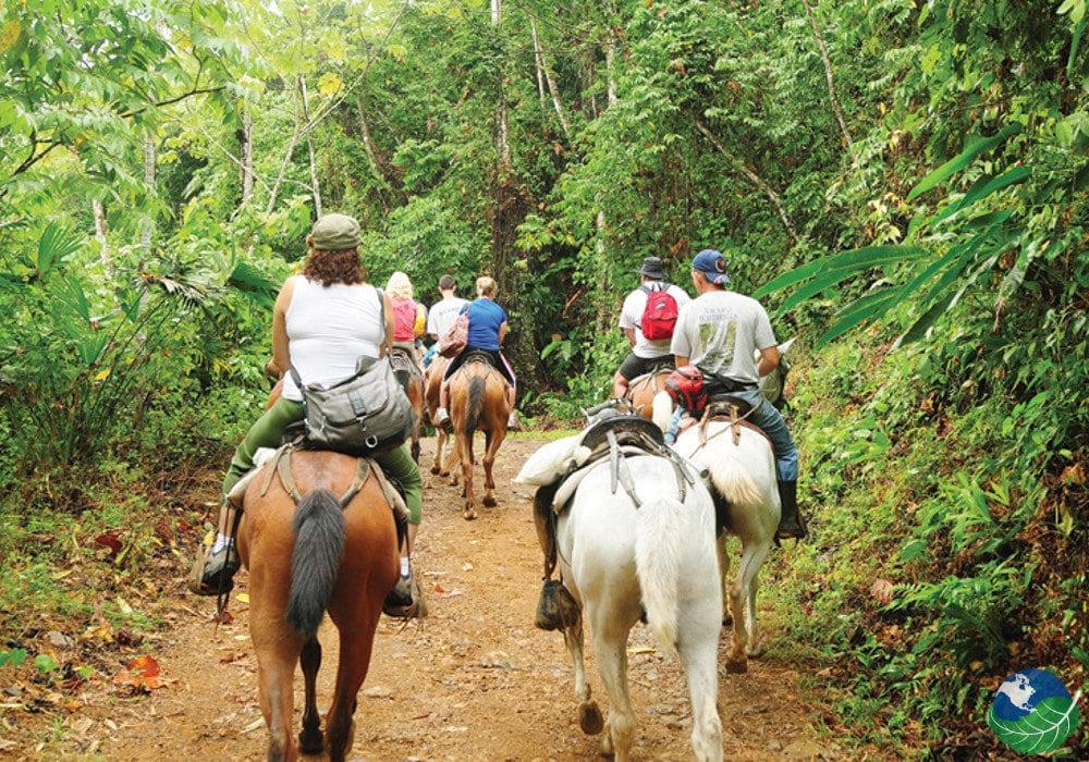 Nauyaca Waterfalls Horseback Riding Tour