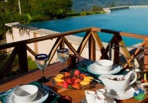 Rio Magnolia Breakfast