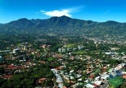 Living in Costa Rica san jose city