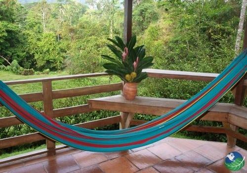 Lay back and relax at Selva Bananito Lodge