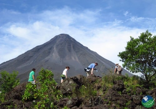 Arenal Volcano Costa Rica tour Hike