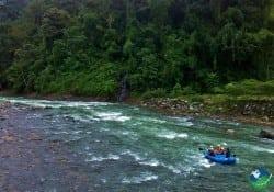 White Water Rafting Costa Rica Savegre River
