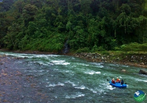 White Water Rafting Costa Rica Savegre River