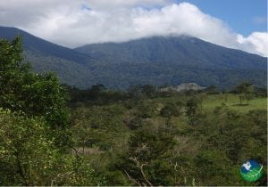 Tenorio Volcano