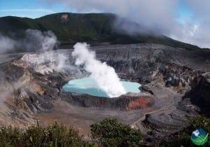 Bajos del Toro Costa Rica Poas Volcano