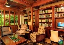 Playa Cativo Library
