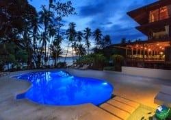 Playa Cativo Pool
