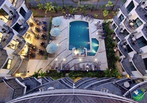 Oceano Hotel Top View