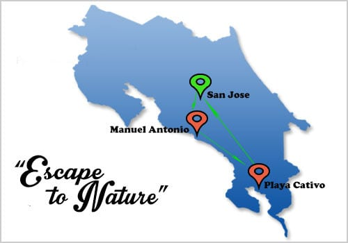 Escape to Nature Vacation Package