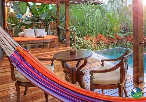 Nayara Springs Room Pool Deck
