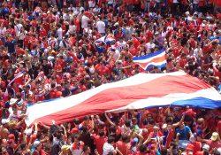 futbol de Costa Rica