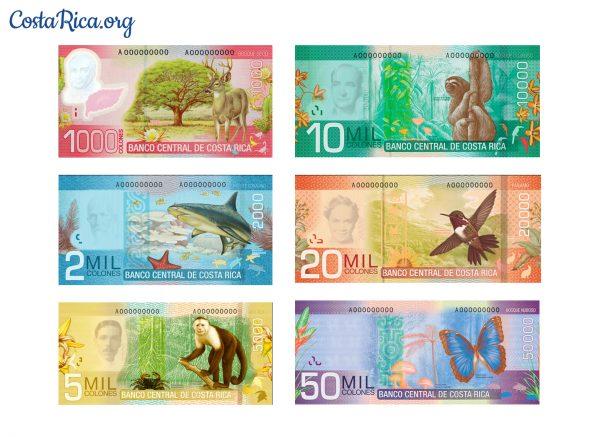 Moneda de Costa Rica