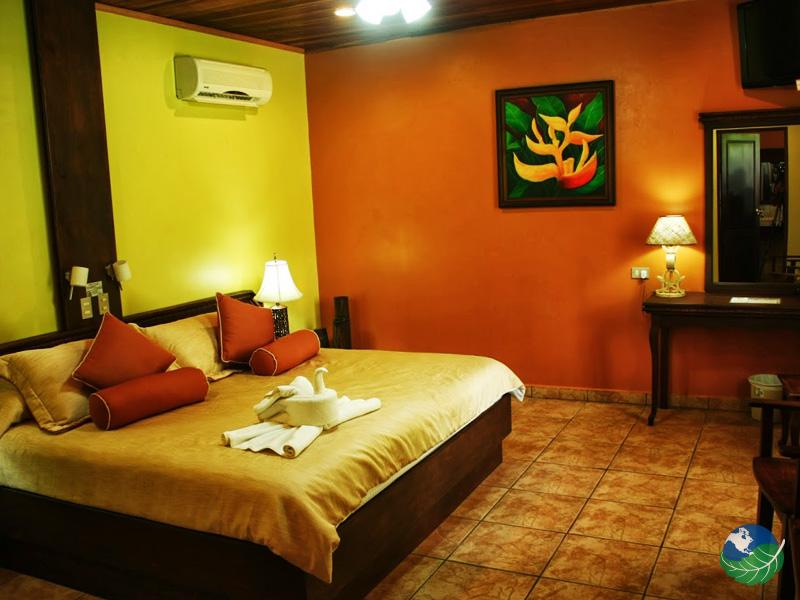 Arenal Volcano Lodge Bedroom