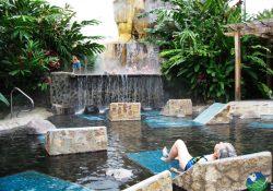 Baldi Hot Springs Waterfall Pool