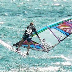 Lake Arenal Windsurfing