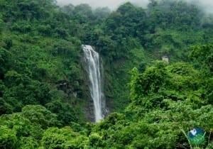 Costa Rica Waterfalls