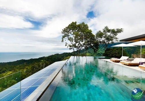 Kura Design Villas Pool and View