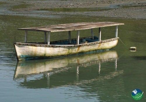 Golfito Costa Rica Water Taxi