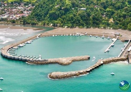Quepos Costa Rica Marina