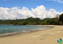 Quepos Costa Rica Beach