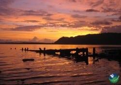 Golfito Costa Rica Sunset