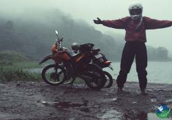 Costa Rica Motorcycle Rental Mist